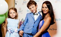 Инна Жиркова стала мамой в третий раз