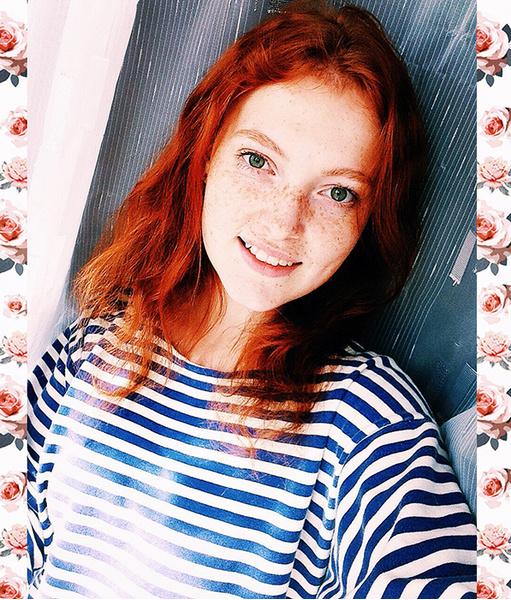 Рыжие девушки ростова-на-дону