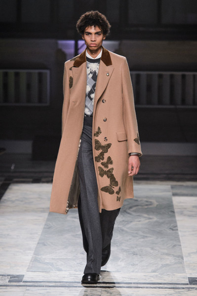 Неделя мужской моды в Лондоне: главные показы | галерея [1] фото [8]