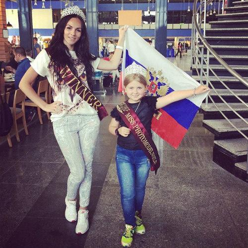 Ирина Соловьева «Миссис мама Мира 2015»