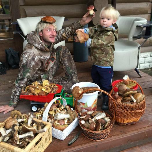 Евгений Плющенко с сыном фото 2015