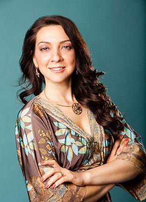 психолог Татьяна Анишина красивая женщина кокетка