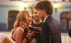 Ходченкова и Матвеев играют любовь