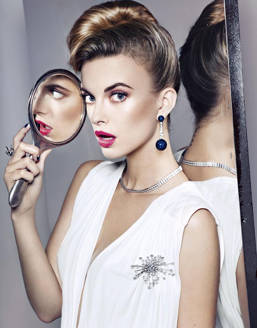 Эротичный макияж фото 5 фотография