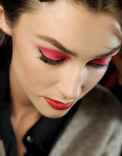 Модный макияж фото