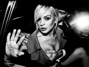 Линдсей Лохан (Lindsay Lohan) и Спенсер Фоллс (Spencer Falls)