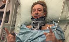 Плющенко перенес серьезную операцию на позвоночнике