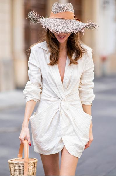 Модные летние платья 2018: фото