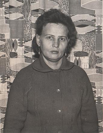 Нина Михайловна Смоляная, фото