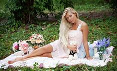 Как одеться в стиле прованс: 10 романтичных девушек