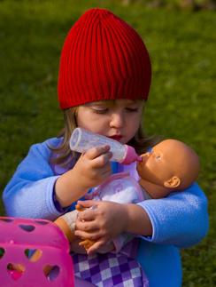"""Родители могут защитить ребенка от простуды с помощью """"Анаферона детского""""."""