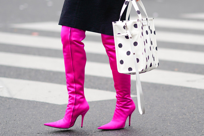 Какая обувь в моде осенью: фото