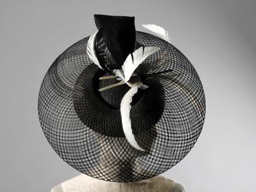 Шляпа Кейт Миддлтон (Kate Middleton), 2008 год