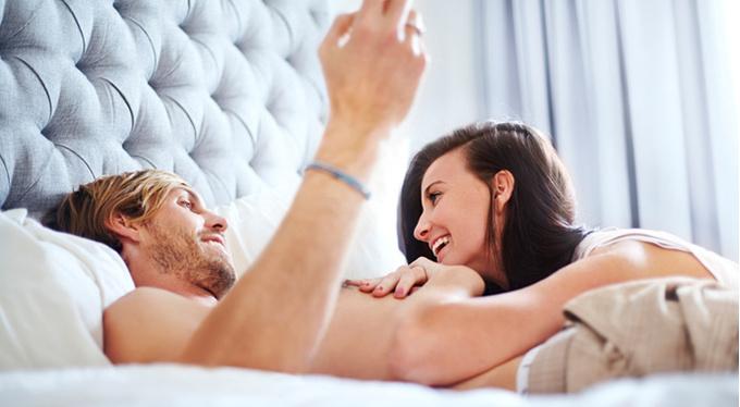 Что счастливые пары всегда делают перед сном