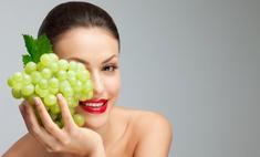 Увлажнение и питание лица виноградными масками