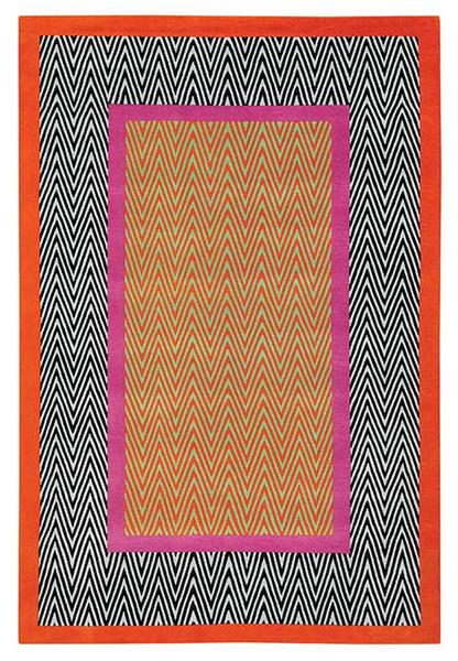 Новая коллекция: ковры от Jonathan Saunders для The Rug Company | галерея [1] фото [4]
