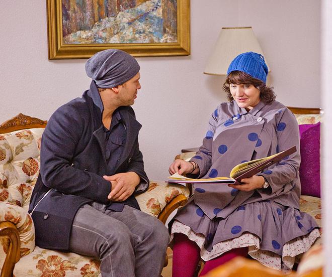 Семья Инги Оболдиной фото