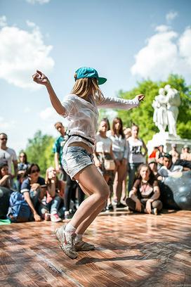 танцы в Самаре, самая яркая и эффектная танцовщица Самары