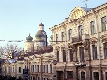 Дом Достоевского