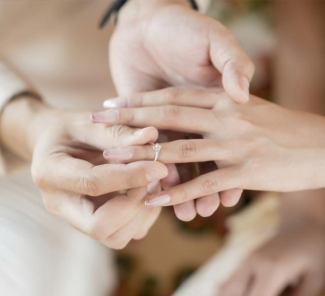 почему нельзя снимать обручальное кольцо когда замужем  приметы ... e9def8505e0