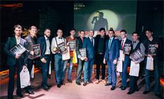 В Барнауле выбрали «Мужчину года»: полный фотоотчет