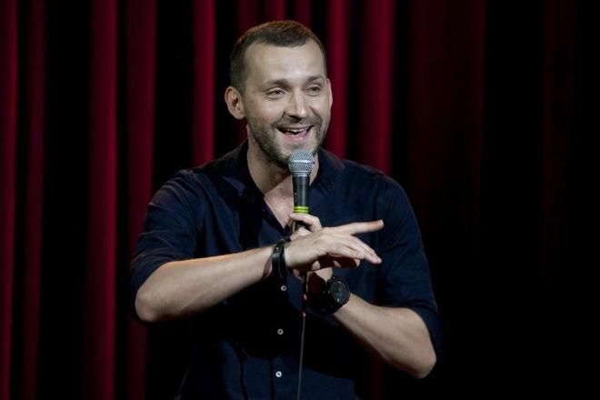 Руслан Белый, ведущий шоу Stand Up на ТНТ