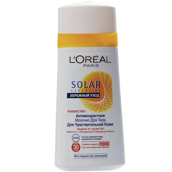Антивозрастной крем Solar Expertise, L'Oreal Paris