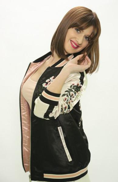 "Юлиана Кузнецова, участница шоу ""Перезагрузка"", фото"