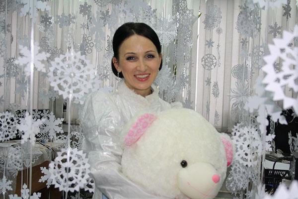 Юлия Костина, ведущие Новокузнецка