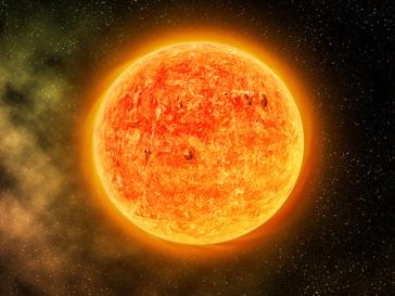 Экспедиция к Солнцу