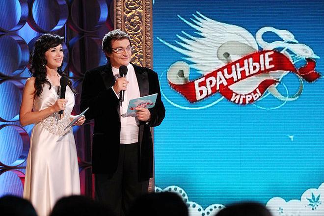 Анастасия и Дмитрий опытные в делах замужества: у каждого за плечами не один поход в загс.