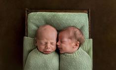 Красота в деталях: волшебные фото младенцев