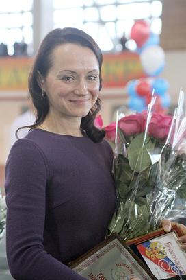Елена Слесаренко, спорт
