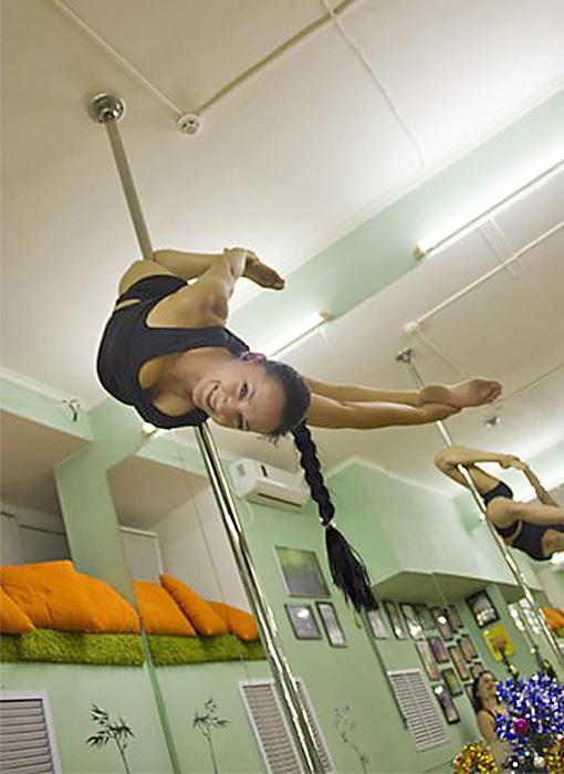 Pole Dance в Ростове