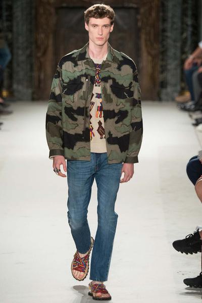 Неделя мужской моды в Париже: лучшие показы | галерея [1] фото [9]