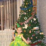 София Жеребец, 3,5 года, город Новосибирск. ЁЛОЧКА!!!