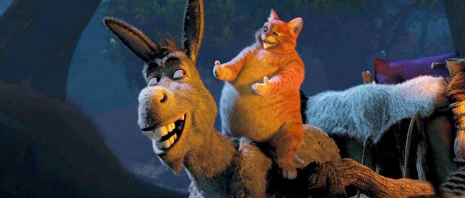 DreamWorks уже снимает отдельную историю Кота в сапогах.