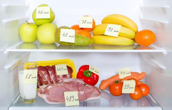 Как считать калории в сложных блюдах