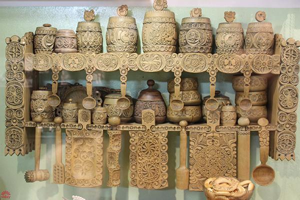 Кухонная утварь, музей Высоцкого, фото