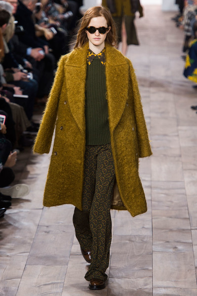 Показ Michael Kors на Неделе моды в Нью-Йорке | галерея [1] фото [41]