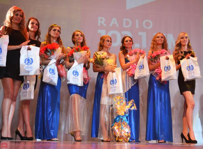 Елизавета Журавлева завоевала титул Мисс Иркутск