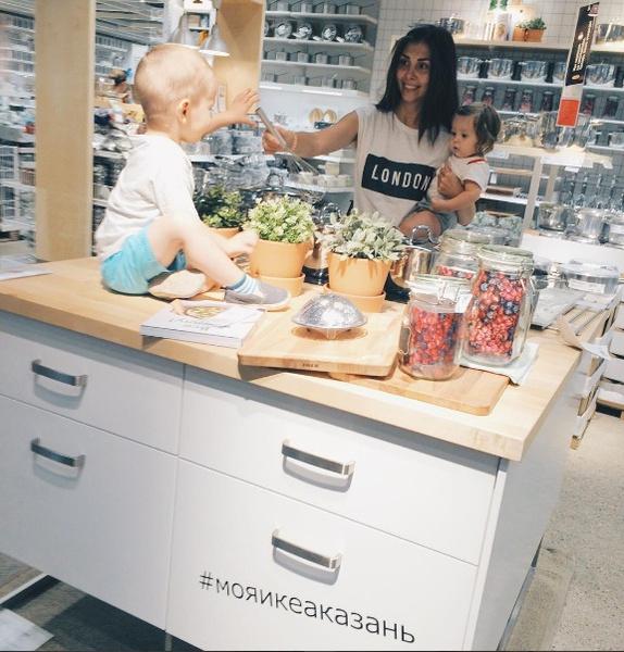 Фото в магазине, новая коллекция ИКЕА
