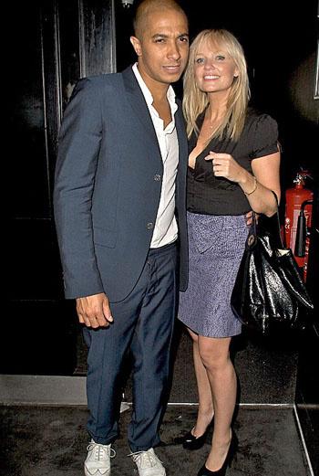 Эмма Бантон с мужем