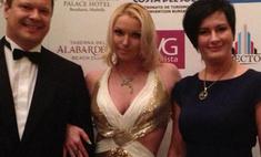 Анастасия Волочкова показала свое самое красивое платье