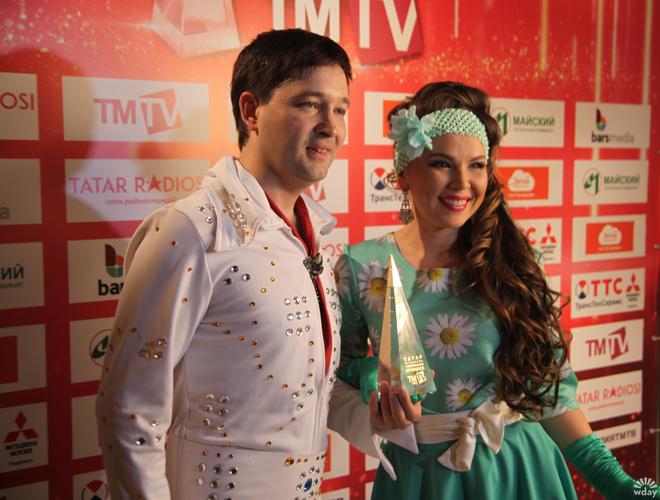 Вручение премии TMTV 2016