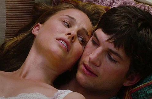 Эштон Катчер (Ashton Kutcher) и Натали Портман (Natalie Portman)