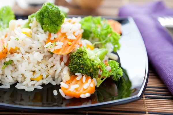 Что едят на рисовой диете кроме риса