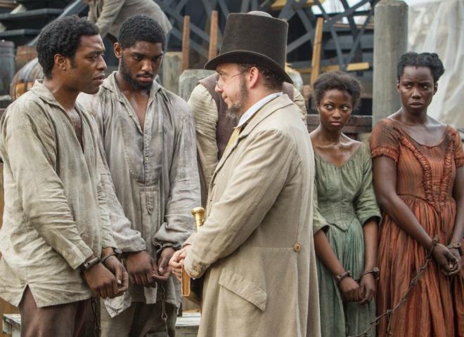 Лучший фильм 12 лет рабства