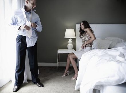 «Если он изменял жене, сможет изменить и вам»