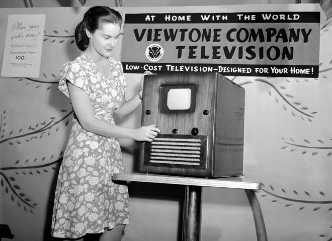 Телевидению прочили скорую смерть